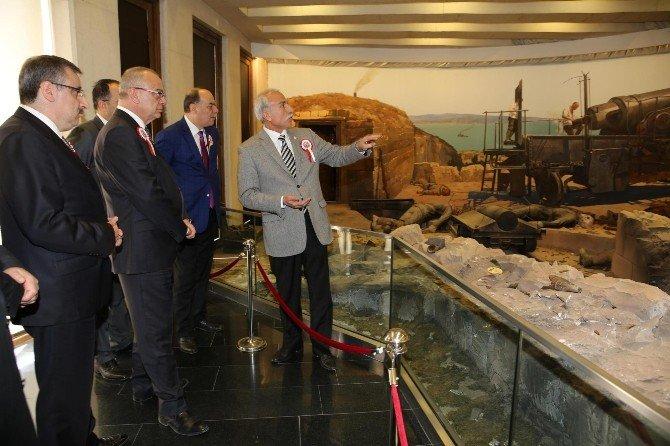 Manisa'daki Çanakkale Şehitleri Anıtını 3 Yılda 100 Bin Kişi Ziyaret Etti