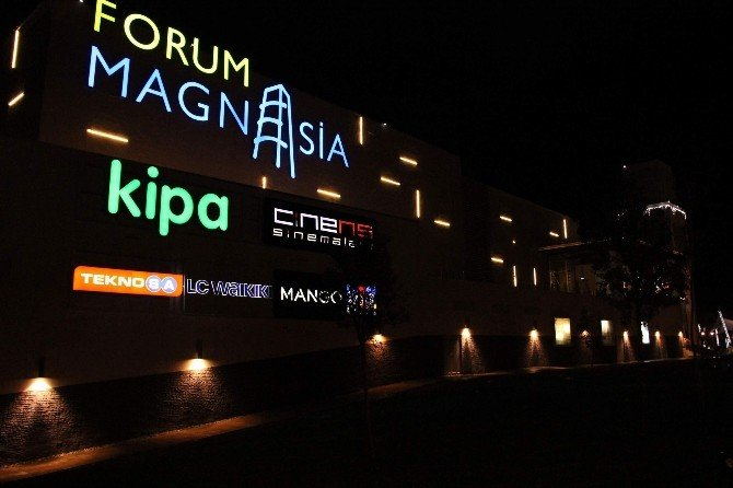 Forum Magnesia Işıkları 1 Saatliğine Azaltacak