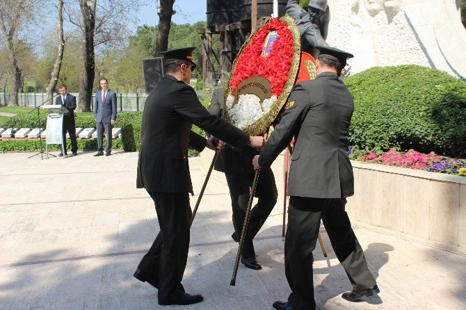 Kula, Selendi, Salihli'de Çanakkale Şehitleri'ni Anma Töreni