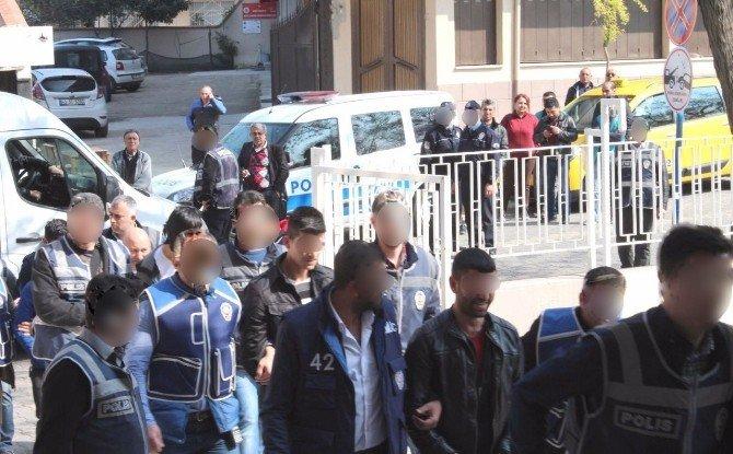 PKK'nın Ege Bölge Sorumlusu Salihli'de Yakalandı