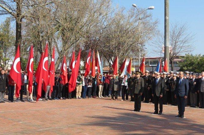 Mudanya'da 18 Mart Çanakkale Deniz Zaferi Kutlandı