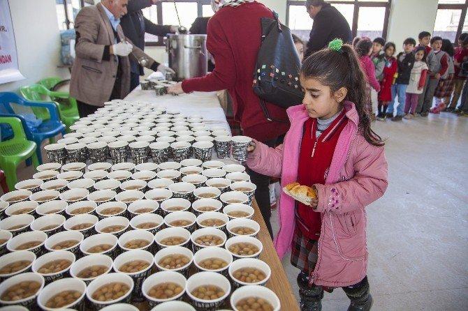 Öğrencilere Çanakale Menüsü