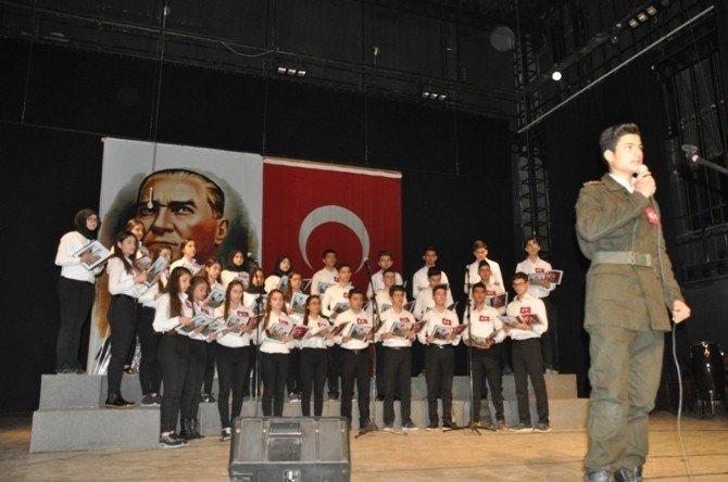 Iğdır'da 18 Mart Etkinliği