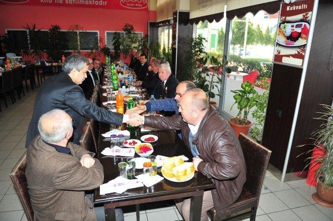 Orhangazi Belediyesi'nden Şehit Aileleri Ve Gazilere Yemek