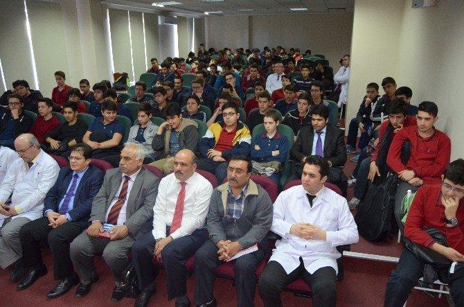 Kılıçaslanlı Öğrenciler Çanakkale'yi Ozanlardan Dinledi