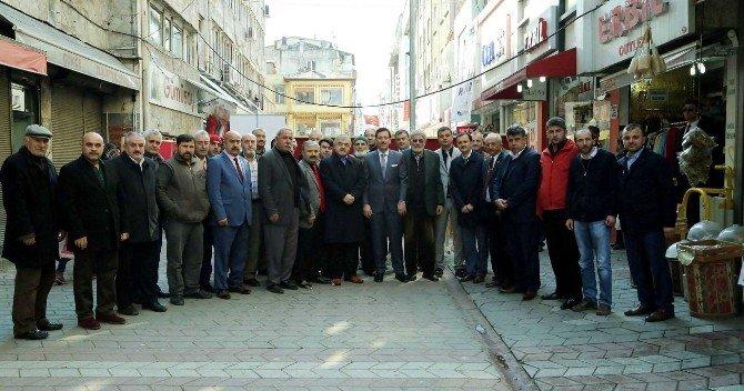 """Başkan Tok: """"Türk Düşmanlığı Futbolda Yüzünü Gösterdi"""""""