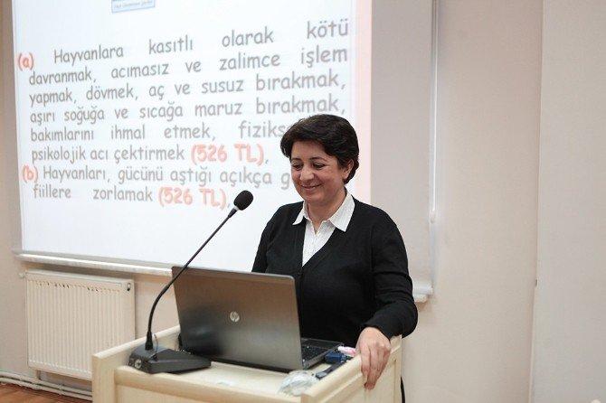 Büyükşehir'den Eğitim Semineri