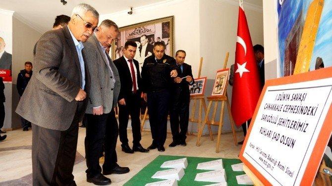 Sarıgöl'de 18 Mart Şehitleri Anma Ve Çanakkale Zaferi Kutlandı