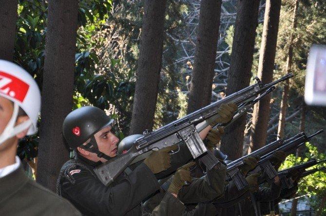 Edremit'te Çanakkale Zaferi'nin 101. Yıldönümü