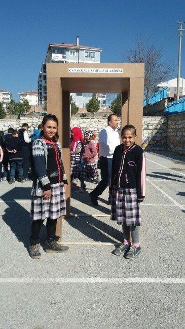 Ümran Aygen'deki Çanakkale Zaferi Etkinlikleri İlgi Gördü