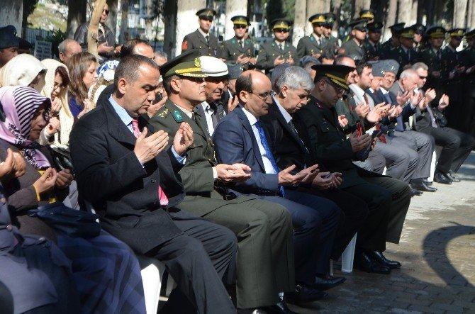 Söke'de 18 Mart Şehitleri Anma Günü Törenleri
