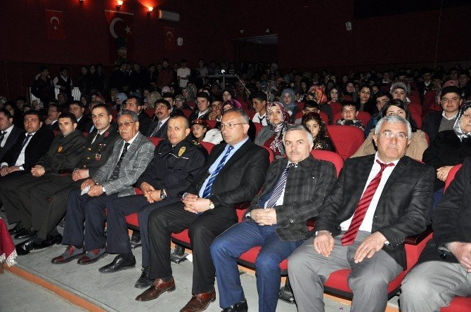 Sorgun'da 18 Mart Şehitleri Anma Günü Ve Çanakkale Zaferinin 101. Yıl Dönümü Kutlandı