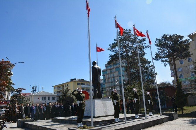 Tatvan'da 18 Mart Şehitleri Anma Günü Programı
