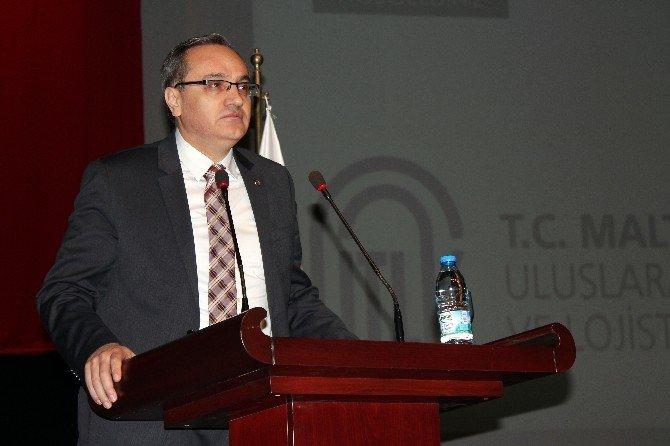 Lojistik Ve Ticaret Alanında Yaşanan Gelişmeler Maltepe Üniversitesi'nde Masaya Yatırıldı