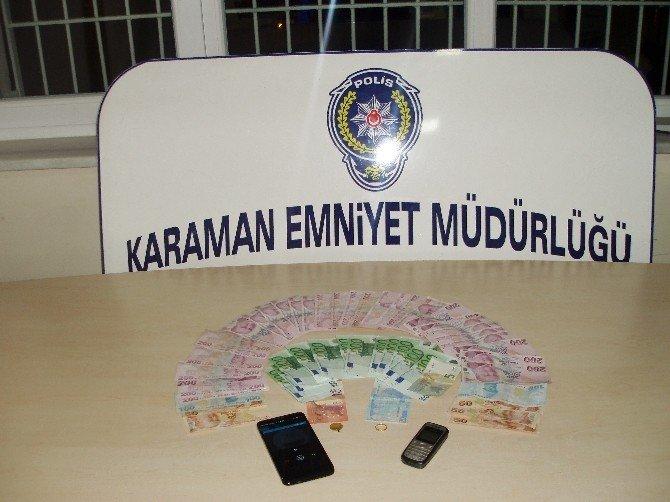 Telefon Dolandırıcısı Tutuklandı