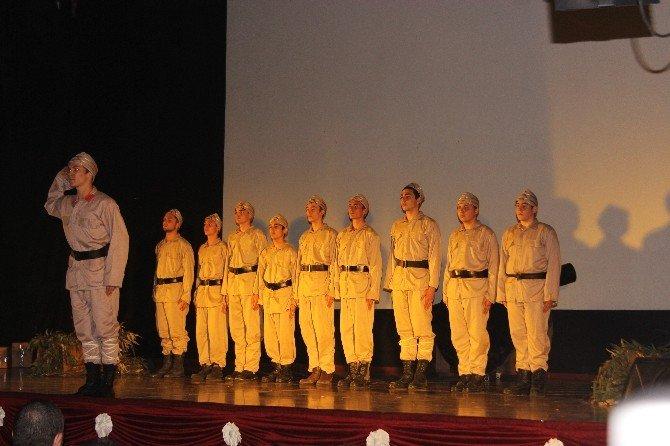Çanakkale Zaferi'nin 101. Yıl Dönümü Etkinlikleri