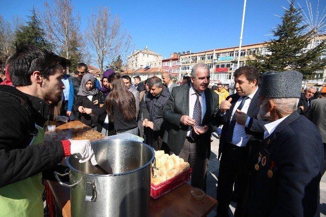 Beyşehir'de 18 Mart Şehitleri Anıldı