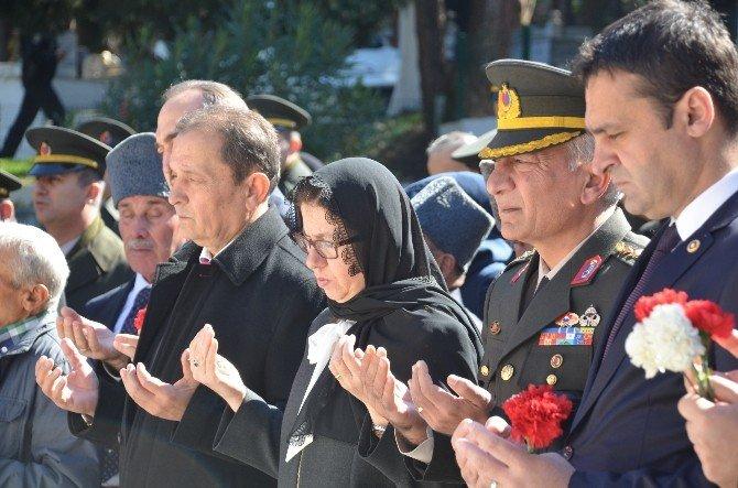 Çanakkale Zaferi'nin 101. Yılı Töreni