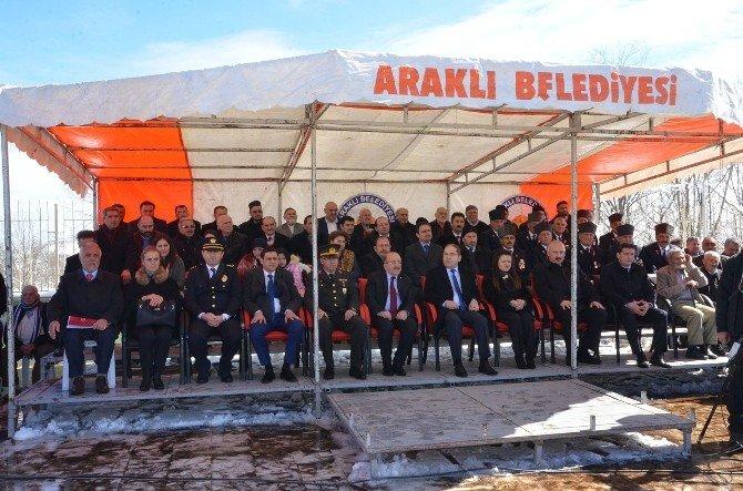 Trabzon'da Çanakkale Zaferi Ve Şehitler Günü Etkinlikleri