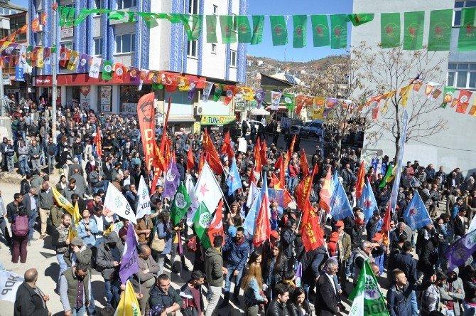 Demirtaş Tunceli'de
