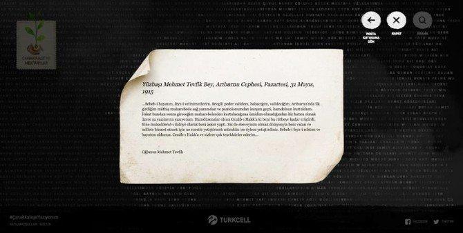 Çanakkale'nin Cevapsız Kalan Mektupları Bir Asır Sonra Yanıtlanıyor