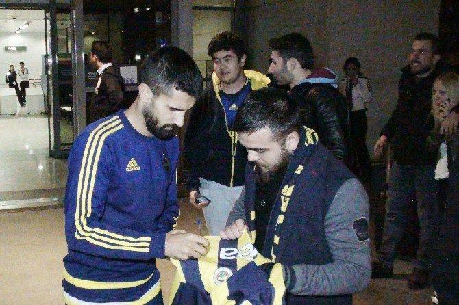 Fenerbahçe'ye Buruk Karşılama
