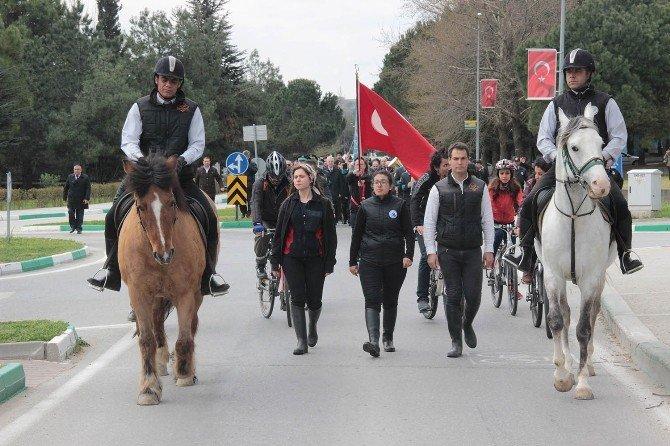 """Uludağ Üniversitesi'nde """"Spor Oyunları 2016"""" Başladı"""