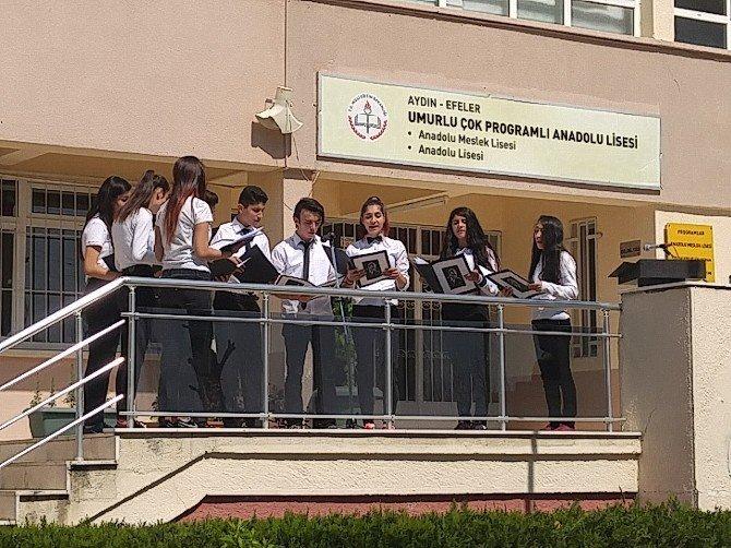 Liseli Gençler Çanakkale Menüsü İle Şehitleri Andı