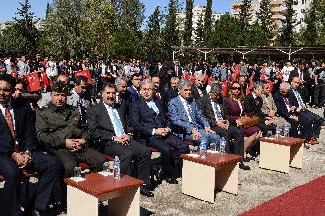 Adana Anadolu Lisesi'nde 18 Mart Şehitleri Anma Günü Etkinliği
