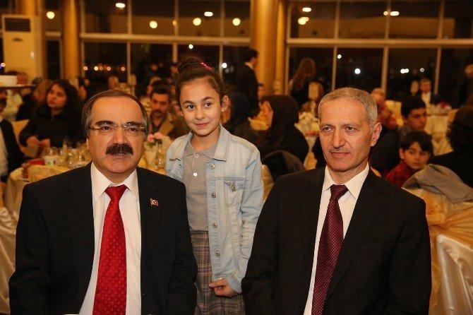 Adapazarı Belediyesi Şehit Ve Gazi Yakınlarına Gece Düzenledi