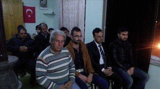 Yenipazar Ülkü Ocakları Terör Saldırısında Hayatını Kaybedenler İçin Mevlit Okuttu