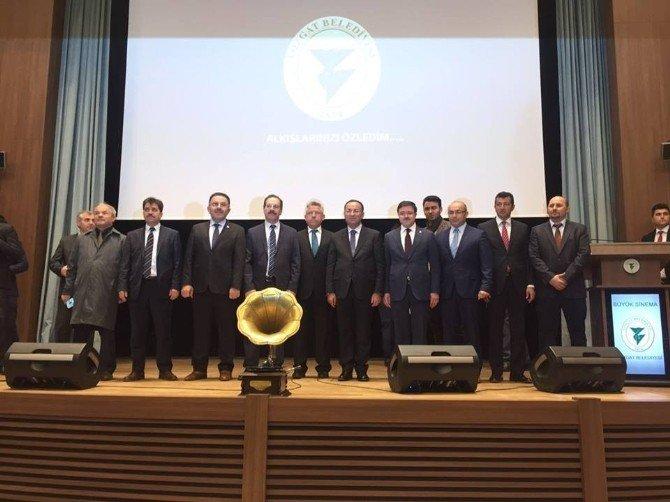 Yozgat Büyük Sinema 30 Yıl Sonra Törenle Hizmete Açıldı