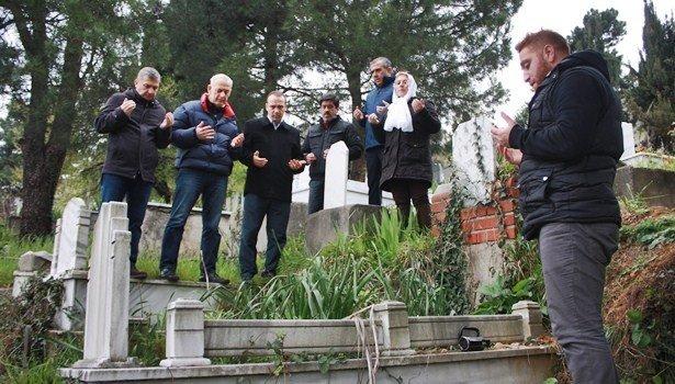 Gazeteci Çetin Sezgin Unutulmadı