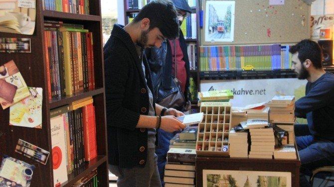 Kütahya'da 10 Bin Kişi Kitap Kiraladı