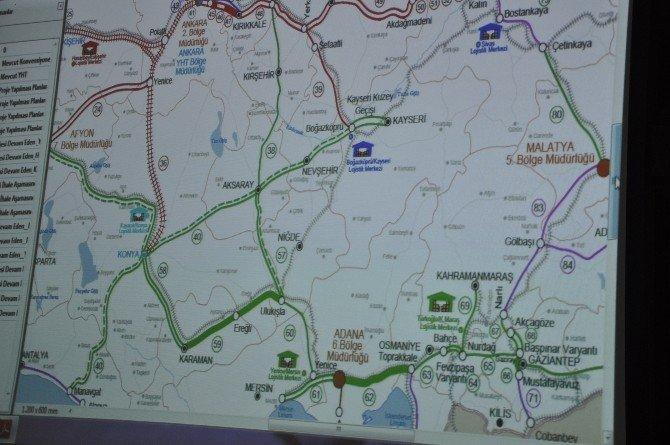 Kozan'a Demiryolu Hattı İçin Ön Çalışma Başlatılıyor