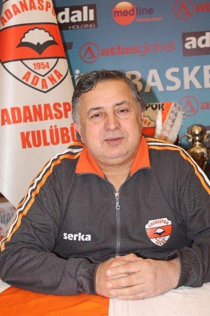 Tevriz Dura'dan Adanaspor-adana Demirspor Maçında Sağduyu Çağrısı