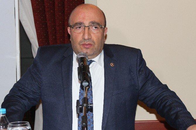 Elazığ'da 'Yeni Türkiye'de Sivil Toplum Buluşmaları' Programı Düzenlendi