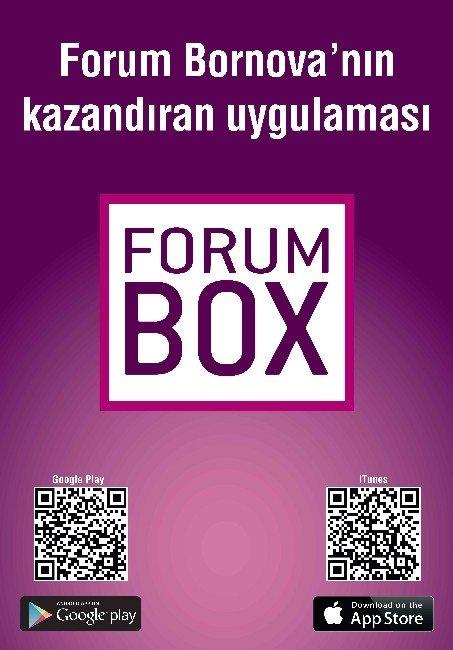 Forumbox, Alışveriş Yaptıkça Kazandırıyor