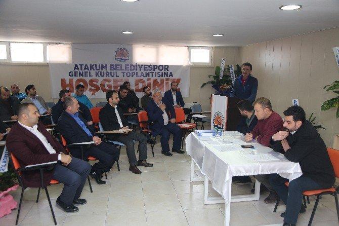 Atakum Belediyespor'da Yeni Dönem