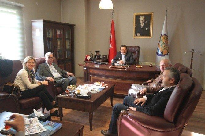 TSO Meslek Komiteleri Bartın'ın Sorunlarını Masaya Yatırdı