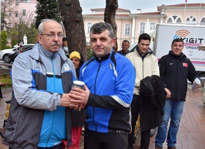 57'nci Alay Anısına Çanakkale'ye Pedal Çevirecekler