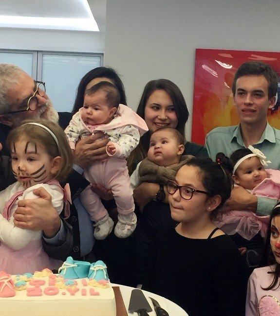 Tüp Bebekler, 20. Yıl Etkinliğinde Buluştu