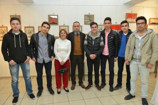 Meslek Lisesi Öğrencileri Hünerlerini Nilüfer'de Sergiledi