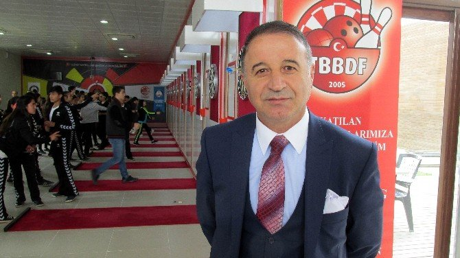 Gaziantep Yeşil Vadi Parkında Dart Sallonu Açıldı