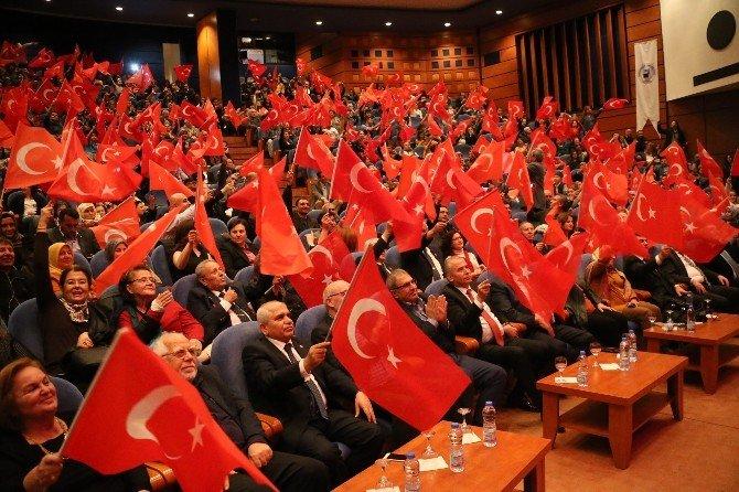 Denizli'de 'Çanakkale Konseri' Düzenlendi