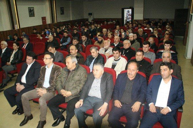 Devrek Belediyesinden Çanakkale Konferansı