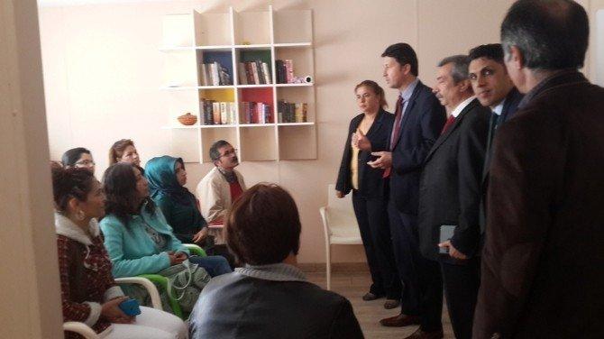 Didim'de Engelli Bakımı Kursu Seçmeleri Yapıldı