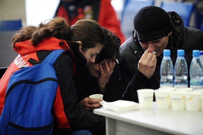 Rusya'da Uçak Düştü: 62 Ölü