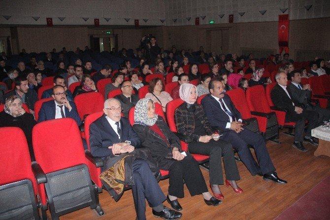 Elazığ'da Çanakkale Şehitleri Konserle Anıldı
