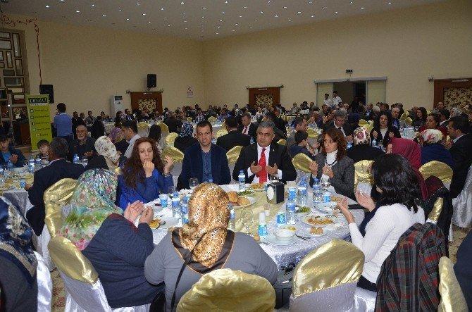 Ereğli'de Şehit Aileleri Ve Gaziler Onuruna Yemek